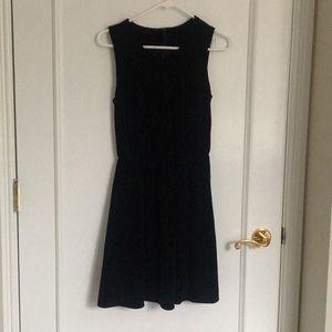 Dresses & Skirts - Velvet black dress